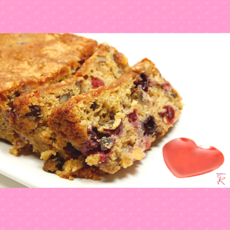 magic mother love bread cranberry bread