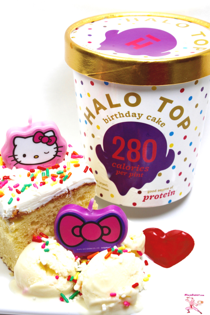 Holiday on Ice Cream Spotlight HaloTop The Ninja Baker
