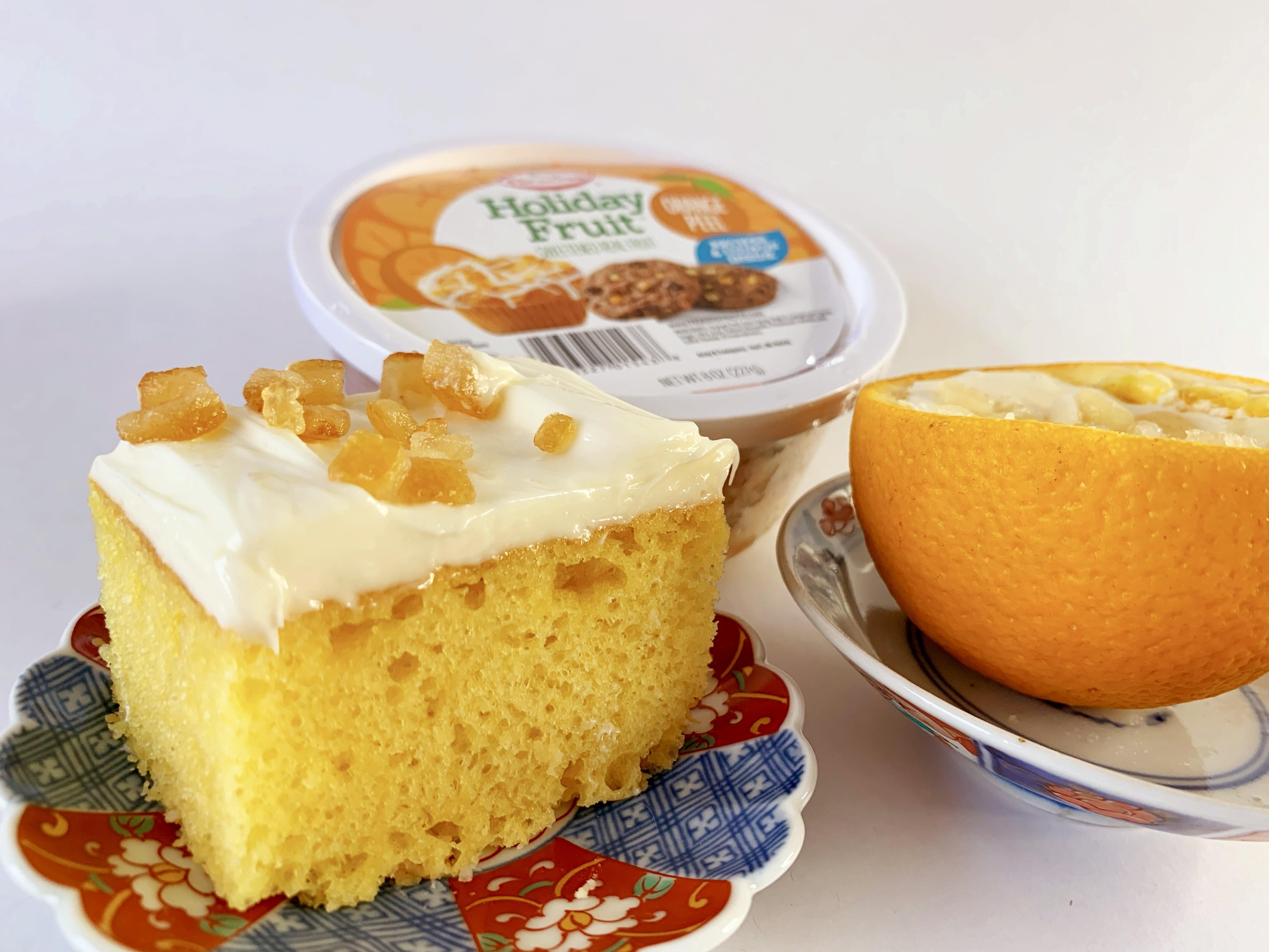 Orange Cake California