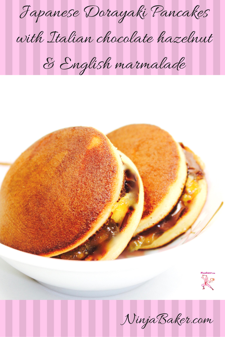 Secrets to popular japanese dorayaki pancake perfection the ninja the japanese pancake is slightly sweeter and lighter than your average american pancake so how hard is it to make a pancake ccuart Choice Image