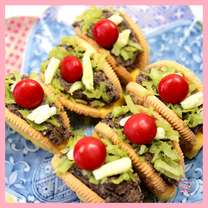 oreo taco cookies cinco de mayo japanese childrens  day