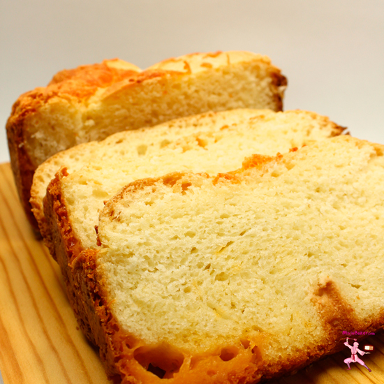 bread machine cheese bread recipe
