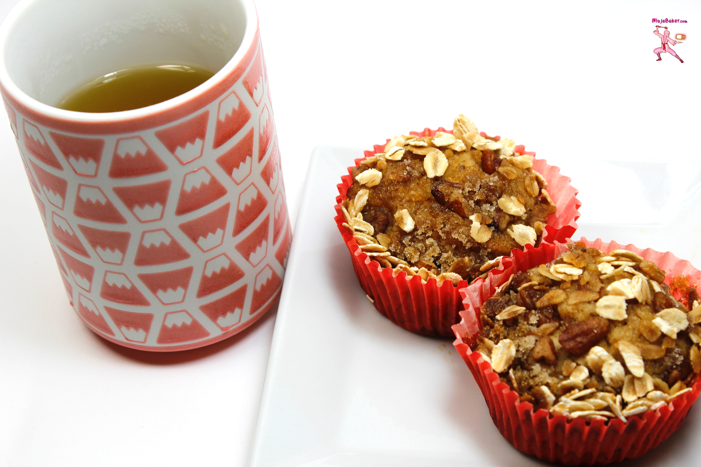 #glutenfree #Glutino #healthy #recipe #muffin #easy #banana