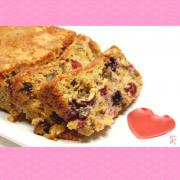 magic mother love cranberry bread easy recipe