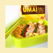 HEALTHY JAPANESE FOOD BENTO