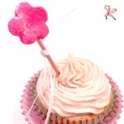 The Nutcracker Sugar Plum Fairy cupcake Japanese easy recipe