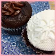 chocolate Japanese tofu cupcakes easy recipe cake mix