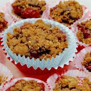 gluten free chocolate cherry pie minis cherry blossoms