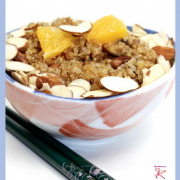 Healthy Quinoa Japanese New Year Good Luck Foods