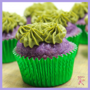 japan tea ceremony matcha lavender cupcake recipe japanese itsawonderfullife