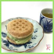matcha green tea ice cream no churn recipe waffle best